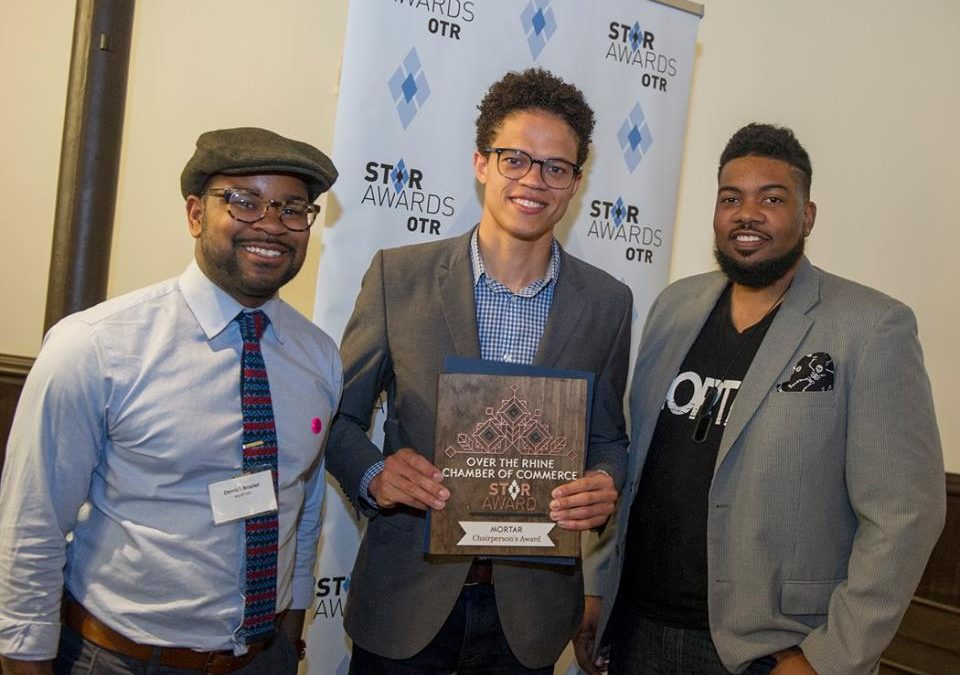 MORTAR Wins an OTR Star Award