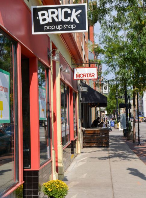 New businesses improve OTR