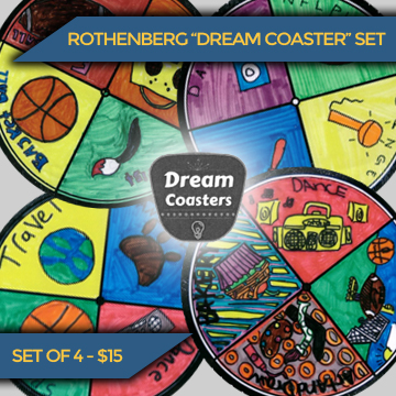 DREAM COASTERS rothenberg