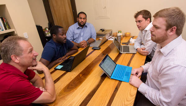 UC law students provide free legal counsel to 230 local entrepreneurs