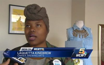 MORTAR celebrates Women-owned businesses at Pop Up Shop