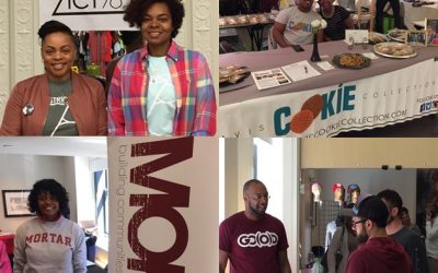 MORTAR Alumni take part in City Flea Preview