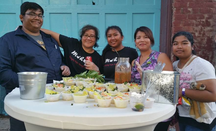 Vy's Mahope Cambodian Cuisine: BRINGING HOPE THROUGH FOOD