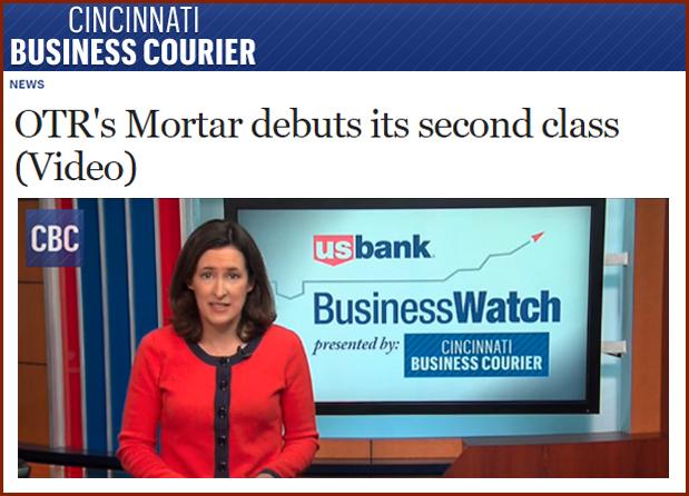 OTR's MORTAR Debuts its Second Class