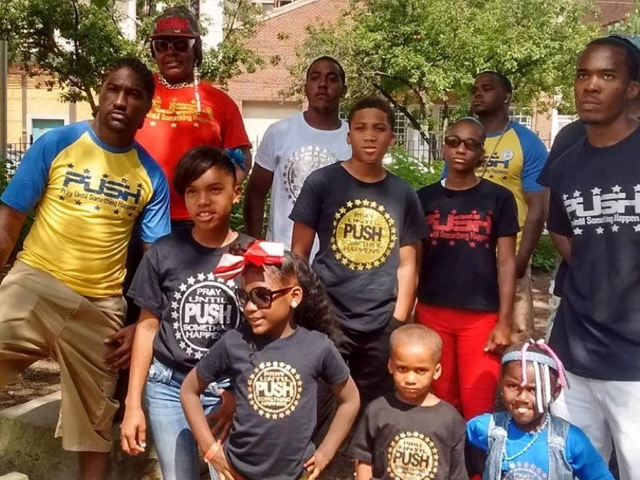Anton Canady: Former convict sells T-shirts to help keep kids out of street life