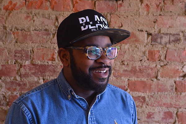 If Not Me, Who?: Social entrepreneur Derrick Braziel answers the call