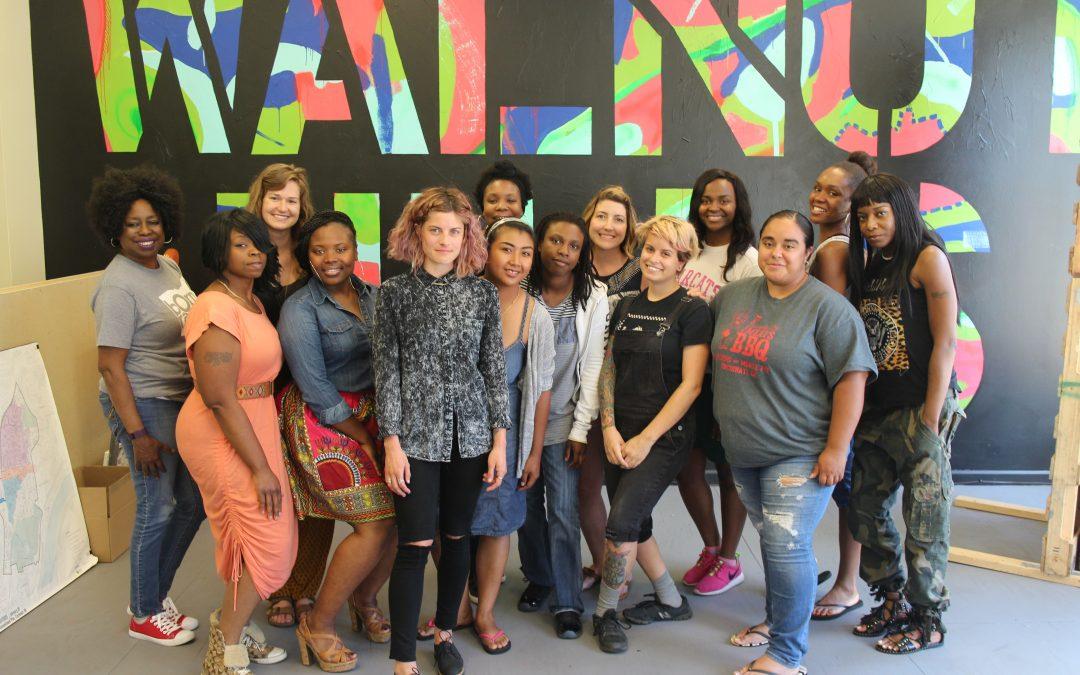 MORTAR Indigo Collaboration Helps Women Entrepreneurs