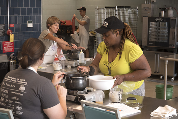 Food Innovation Scene Helps Feed Cincinnati's Urban Renaissance