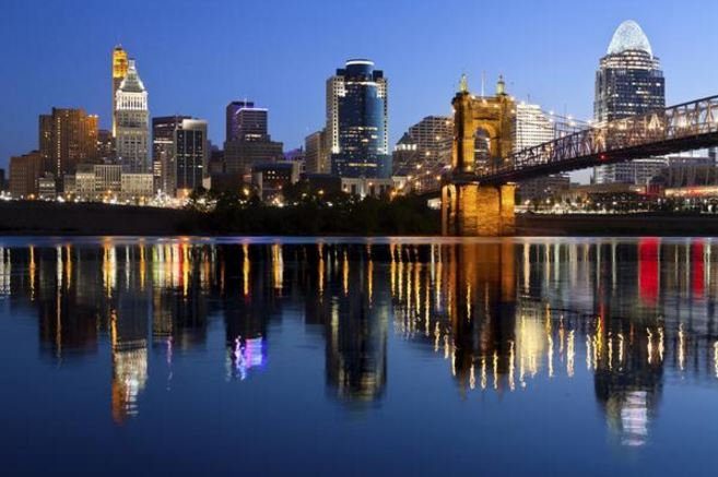 Cincinnati named a top city for tech entrepreneurs