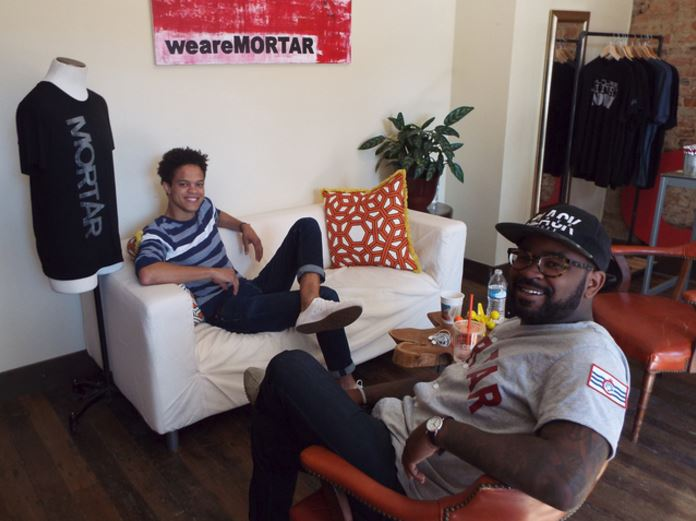 Entrepreneurs hit the jackpot when SCORE and MORTAR joined forces to coach and mentor