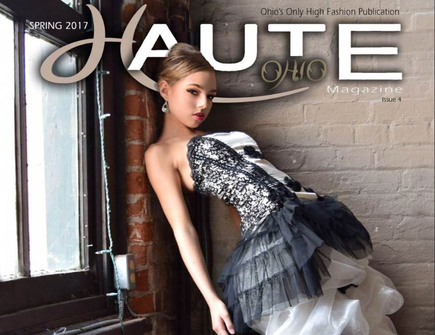 MORTAR Alum, Featured in Fashion Magazine