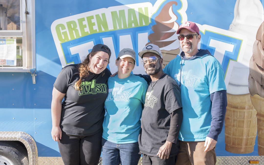 Crew Love [Alumni Edition]: Katy Dietz – Green Man Twist
