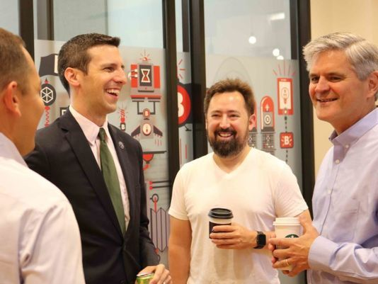 AOL co-founder Steve Case promotes Cincy start-up scene