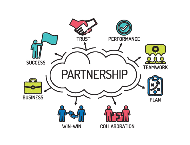 Attached at the Hip: How Choosing the Right Partner(ship) can Make or Break your Vision