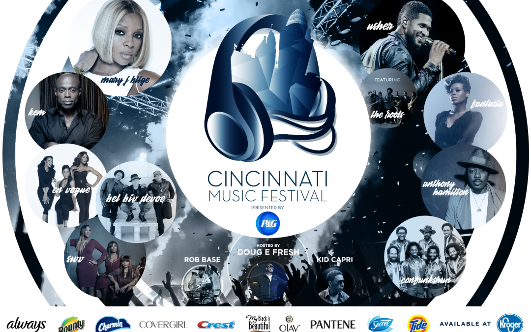 MORTAR Alumni takeover Cincinnati Music Festival Weekend