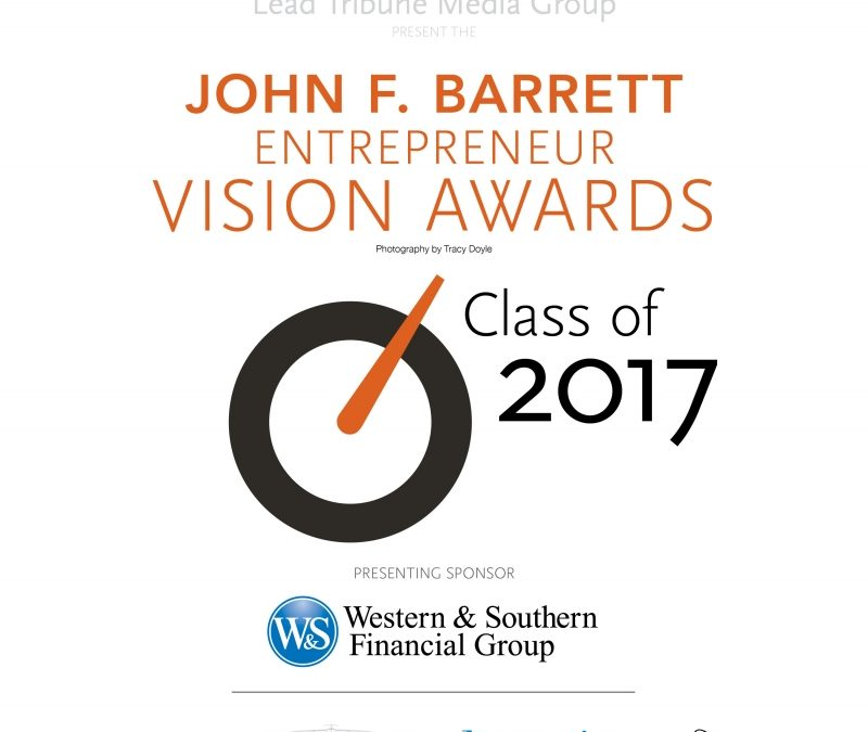 John F. Barrett Entrepreneur Vision Awards presented by EO Cincinnati