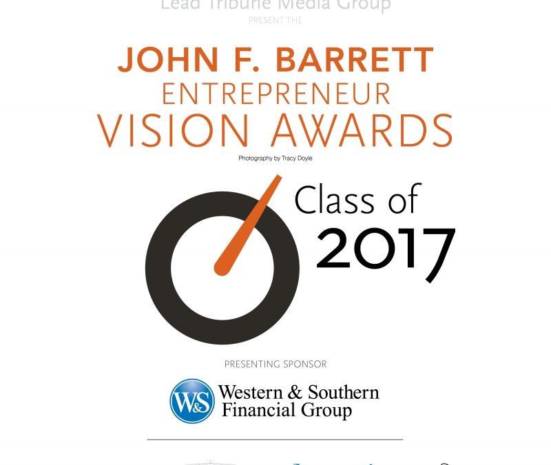 John F. Barrett Entrepreneur Vision Awards presented by EO Cincinnati