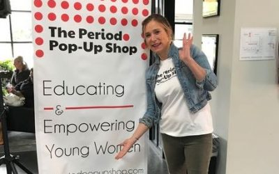 The Lady's Sparrow Period Pop-Up Shop
