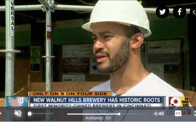 Iconic Walnut Hills landmark to become city's first minority-owned brewery