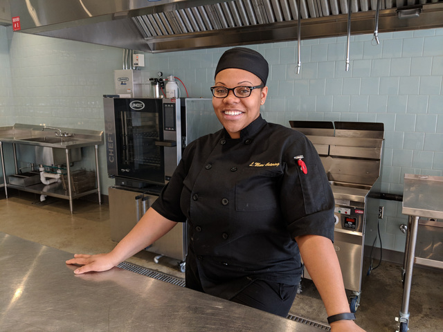 L. Mari Catering serves up a broad range of multicultural dishes