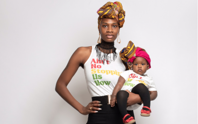 Chanel Scales Is Conquering Fashion and Motherhood