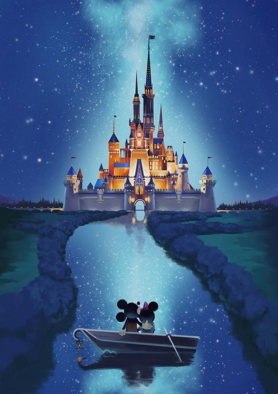 Being a creative, I always enjoy stories that take me to another world and make me invest in fantastical characters. When it comes to creating stories like that, Disney can't be beat.