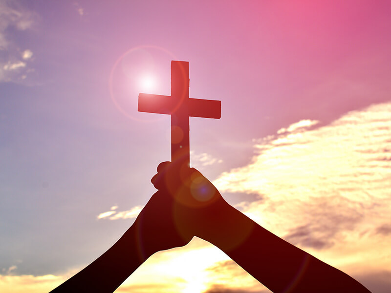 My Lord and Savior who redeemed my WHOLE LIFE from destruction. I now live my life with joy, unspeakable, full of His glory!!!