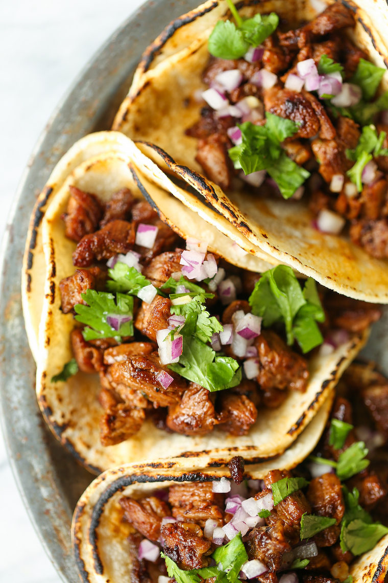 I love tacos! They are delicious and filling and so fun to make