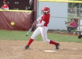 """I love sports and softball was my sport all throughout school. I loved how when """"wheels"""" (that was one of my nicknames) came to the plate, everyone had to pay attention."""