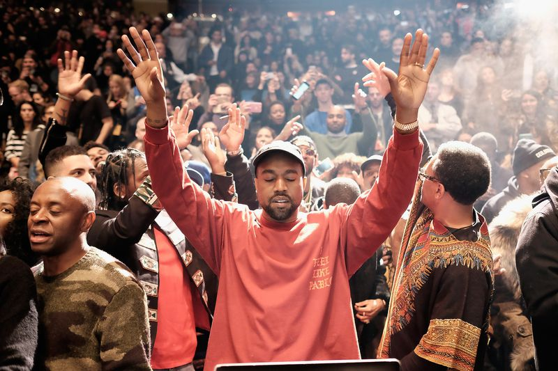 Tell me one genius that ain't crazy? Kanye inspires me with his courage, his drive for excellence and his fierce independence.