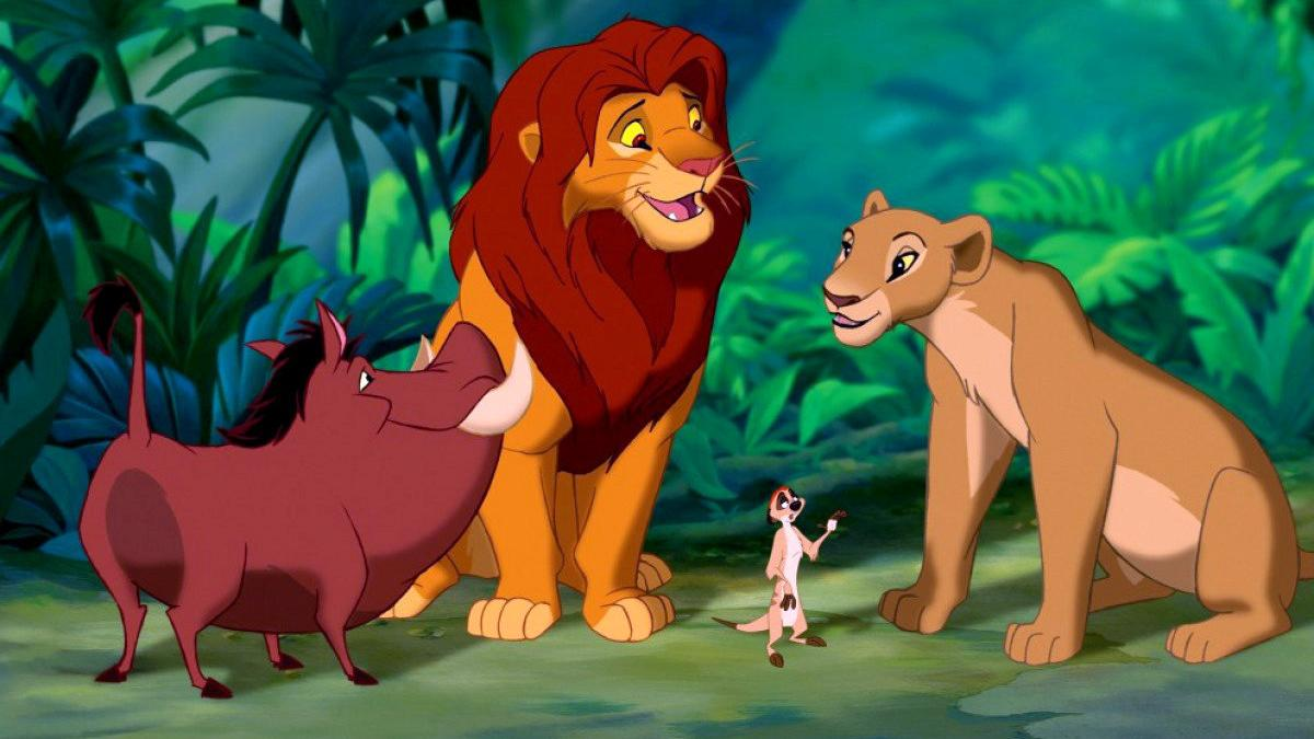 The Lion King is my absolute favorite movie. The story of redemption and facing adversity continues to inspire me today.