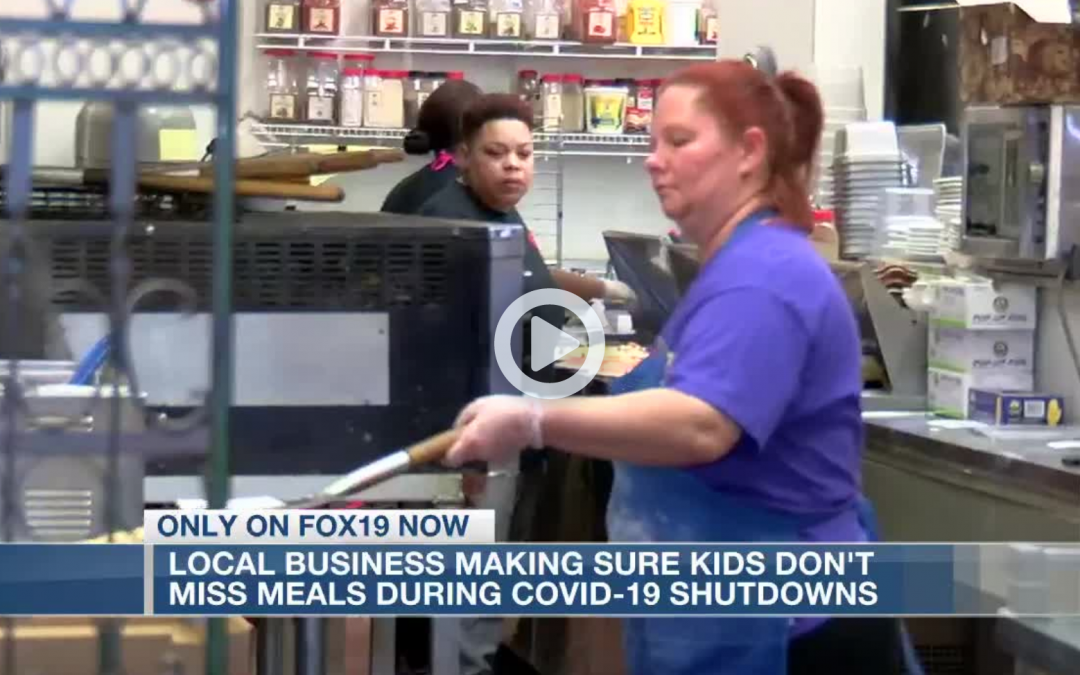 Business owner, volunteers distributing free food to Tri-State families in need