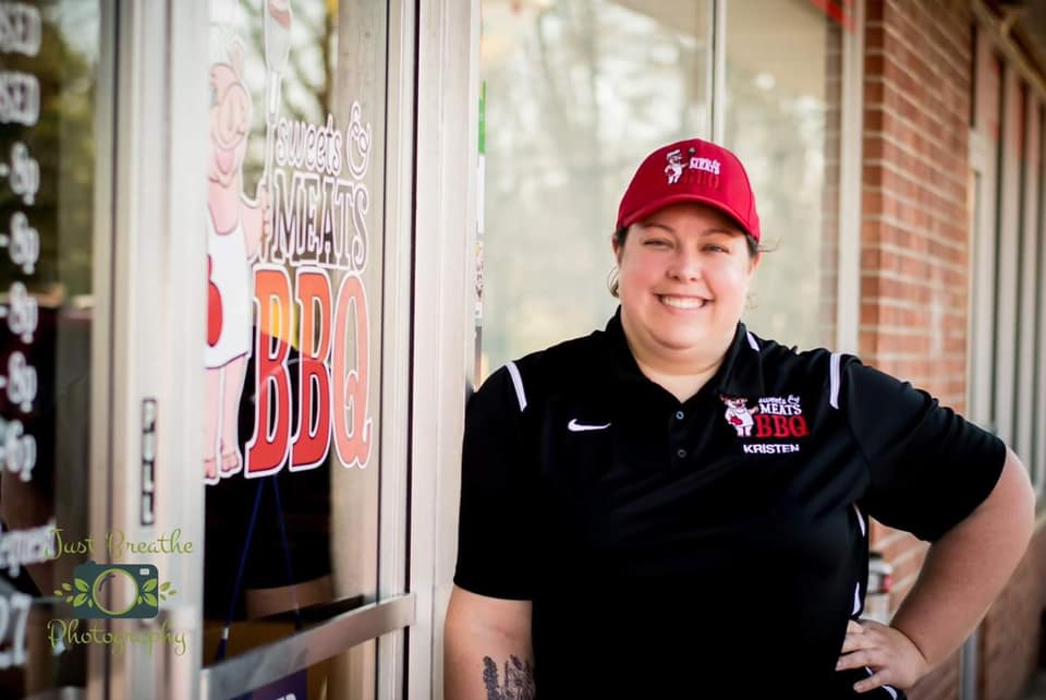 Sweets & Meats BBQ Founder & CEO: Kristen Bailey
