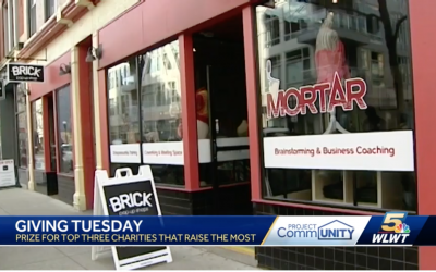 WLWT Community: 24-hour challenge provides Giving Tuesday options across the city