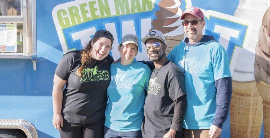Walnut Hills-Based Green Man Twist Offers 'Soft Serve for Social Change'