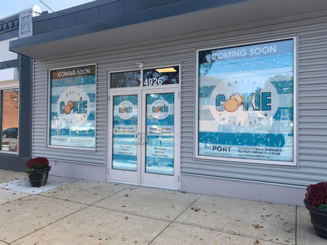 Davis Cookie Collection Opens Its Bond Hill Brick-and-Mortar Bakery This Fall