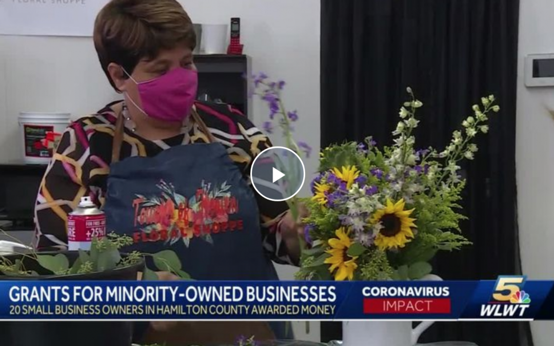 20 minority-owned businesses in Hamilton County awarded grant money during pandemic