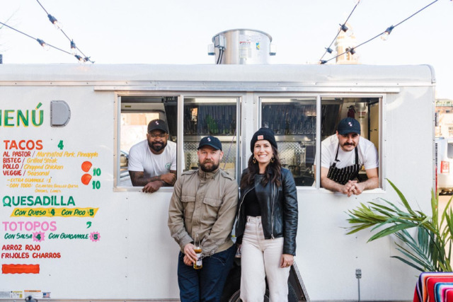 Pata Roja Taqueria Finds Permanent Home Through Partnership with Pendleton's Bar Saeso