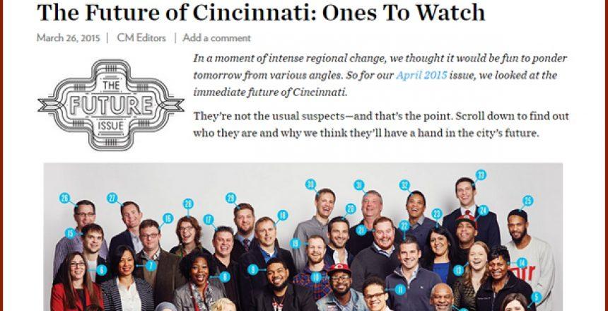 CINCINNATI MAGAZINE - MORTAR - Over the Rhine - OTR - Cincinnati - Small Business - entrepreneur