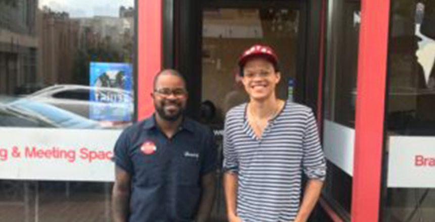 Derrick&William